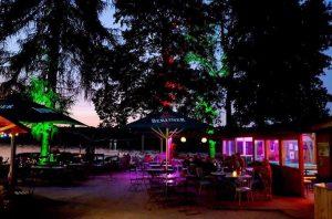 LED-Sonderlösung: Mit Ambiente wird hier gerne gefeiert.