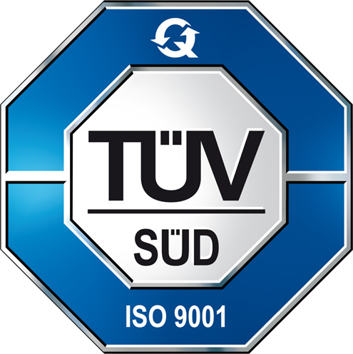 ISO9001 TÜV Management